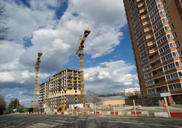 В Химках введут в эксплуатацию свыше 40 строящихся многоэтажек