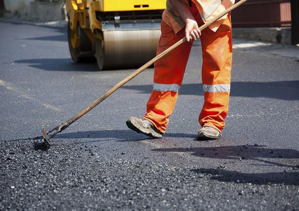 В Химках ремонтируют дороги