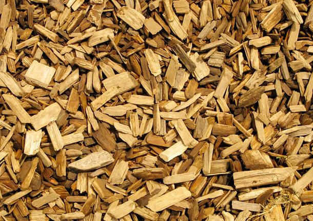 В Химках сортируют и древесные отходы